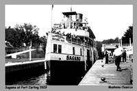 Muskoka Classics - Old black and white photos